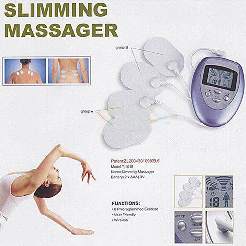 slimming massager инструкция на русском языке скачать