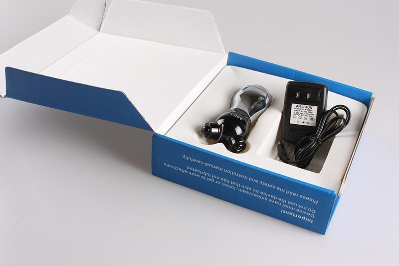 Mini équipement de beauté pour la peau serrant le retrait de ride de ride Shink pore / sonde de refroidissement