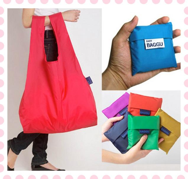 how to close folding shopping bag