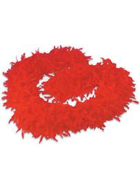 boas de penas Desconto 10 pcs fancy dress acessório vermelho pena boa festa festiva traje 2 m multi cores fontes do evento