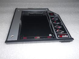 Deutschland NEUER 2. Festplattenlaufwerk-Caddy SATA DELL Latitude E6400 E6500 hdd Caddy [W1A] Versorgung