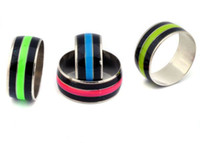 Wholesale Wholesale Mood Jewelry - Wholesale Lots Mix Multicolor Mood Ring Color Change 20pcs lot fashion rings jewelry Free Ship [MDR14*20]