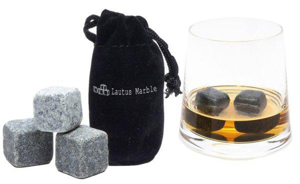 9 stks =  Gratis verzending whisky rotsen, whisky stenen, biersteen, whisky ijs steen, wijnstenen