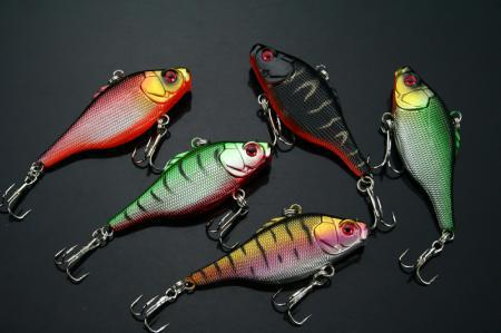 best selling FISHING LURES CRANKBAITS HOOK BASS 12g B