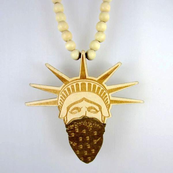 Fashion Good legno legno Hip Hop Goodwood gioielli NYC collana all'ingrosso 200styles da scegliere