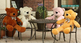 Wholesale Boyds Bears Dolls - Boyds Large 1.6 Meters Teddy Bear Lovers Big bear Arms Stuffed Animals Toys Plush Doll Birthday ngh