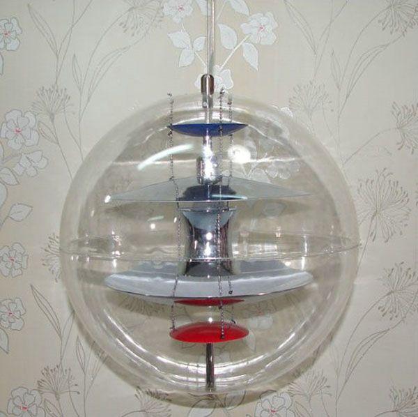 discount dia 40cm verner panton vp globe pendant lamp large pendant lighting vintage pendant lighting from alexzaowei dhgatecom
