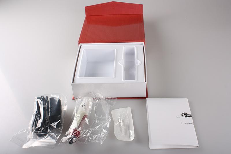 MyM Derma Pen Micro Needle Serapy Electric Dermaスタンプ最低価格