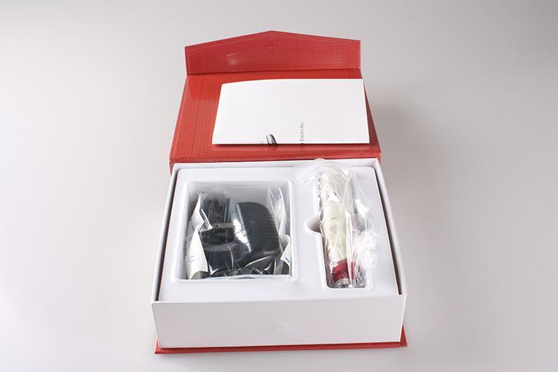 2013 el más nuevo Dermapen eléctrico 12 agujas con 50 unids de agujas Consejos Derma Stamp DHL Envío Gratis