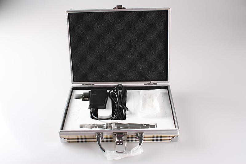 ELECTRIC DERMA STAMP Microroller motorizado Microneedle Derma Pen