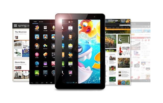 7 '' Tablet PC ONDA V701 Android 4.0 Dual-core 7