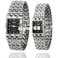 Wholesale Eyki Pair - Holiday sale EYKI Brand Watch Best Quality Stainless Steel Love Pair Wrist Watch men women Watch #19