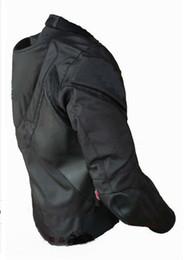 Wholesale Hump Jackets - Motorcross Jackets Oxford professional racing Jacket motorcycle Jacket with hump black jacket M L XL