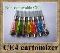 Wholesale ego t ce6 ecig resale online - CE4 CE5 CE6 ml atomizer cartomizer eGo series cartomizer for ecig ego t ego w e cigarette