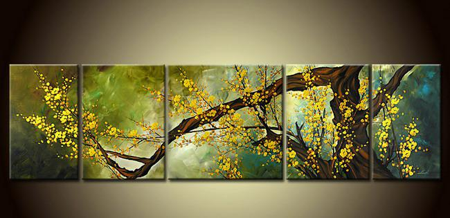 Wall Decor Paintings large art oil painting wall decor on canvas elephant from. diy