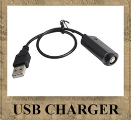 Wholesale Ego Charger 5v - USB charger for ego,ego-t,ego-w battery,electronic cigarette input DC 5V USB2.0 for all ego
