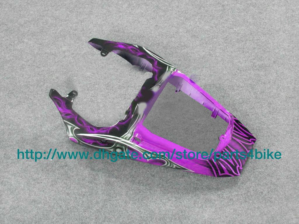 vendita calda Custom caring kit YAMAHA yzfr6 2003 yzf r6 2003 YZFR6 2003 viola moto RX7w