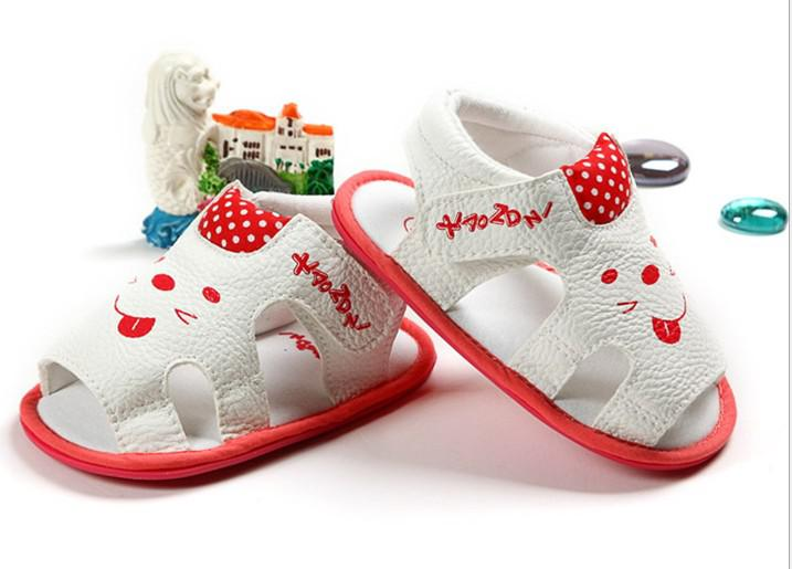 Source categories  Spot color  white Age  children fitted (1-3 years old)  Sound  Item  13057 Upper material  artificial PU 42729a6a1e3f
