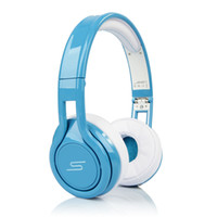 Wholesale headphones headsets sms for sale – best 2013 NEW SMS Audio Wired Street by Cent On Ear Headphones DJ Headsets ship via DHL drop ship