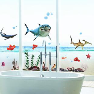 Whosale Removable Finding Nemo Movie Wall Stickers Nursery Cartoon Wall  Decals Kids Room Wall Decor Support For Wall Mural Stickers Wall Murals And  Decals ... Part 86