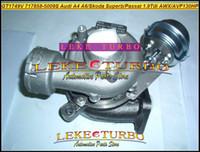 Wholesale Turbocharger Gt1749v - GT1749V 717858-5009S 717858-5008S 717858-0005 038145702G turbo turbocharger For Audi A4 A6 Skoda Superb Passat 2009- 1.9L Tdi AWX AVF 130HP