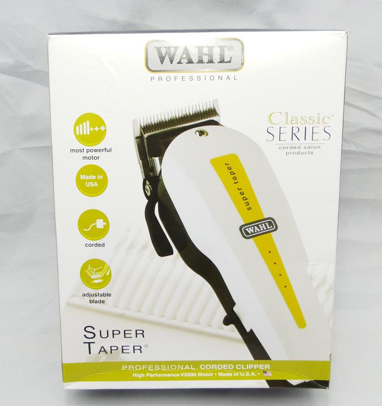 Wholesale Hot Sale WAHL Classic Series Salon Super Taper Hair Clipper  Professional Hair Trimmer Cordless Hair And Beard Trimmer From Jones1314 583994e131