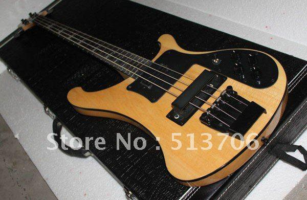 natural rick 4003 electric bass guitar very beauty bass high quality wholesale cheap electric. Black Bedroom Furniture Sets. Home Design Ideas
