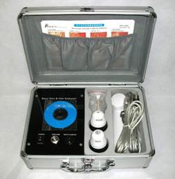 Promotion de Noël 200X et 50X lentille Portable Boxy Skin Hair Analyzer salon de beauté utiliser l'équipement Au-948 ? partir de fabricateur