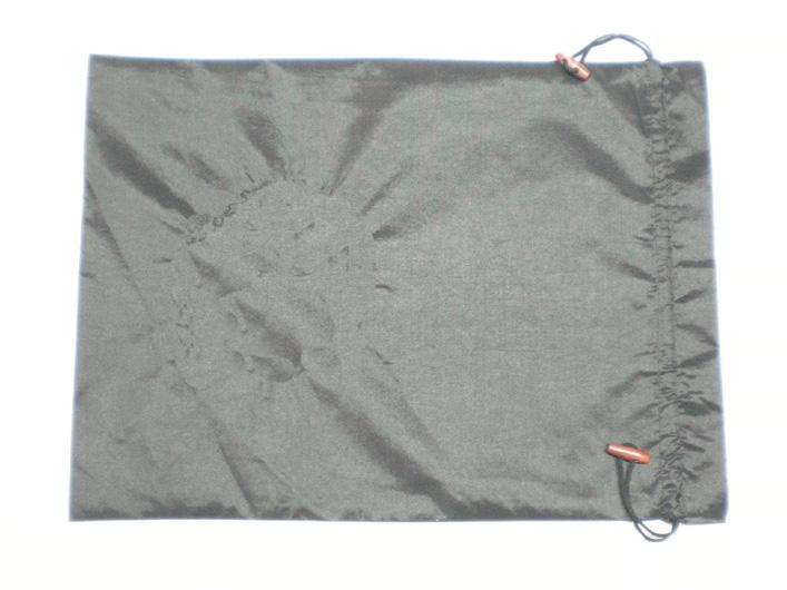Sac de soie réutilisable grand sac cadeau Sacs de rangement cordon de serrage 20x28 cm / Mix couleur Gratuit