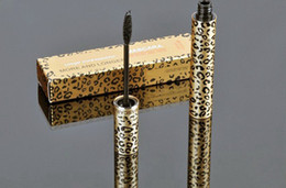 Wholesale Leopard Mascara - lowest price   AAA quality new hot makeup Leopard LASH Mascara black 10ML