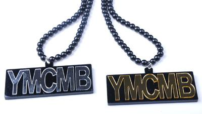 Hip Hop Bon Collier acrylique en bois Hip Hop Bijoux à la mode 2 couleurs Livraison gratuite