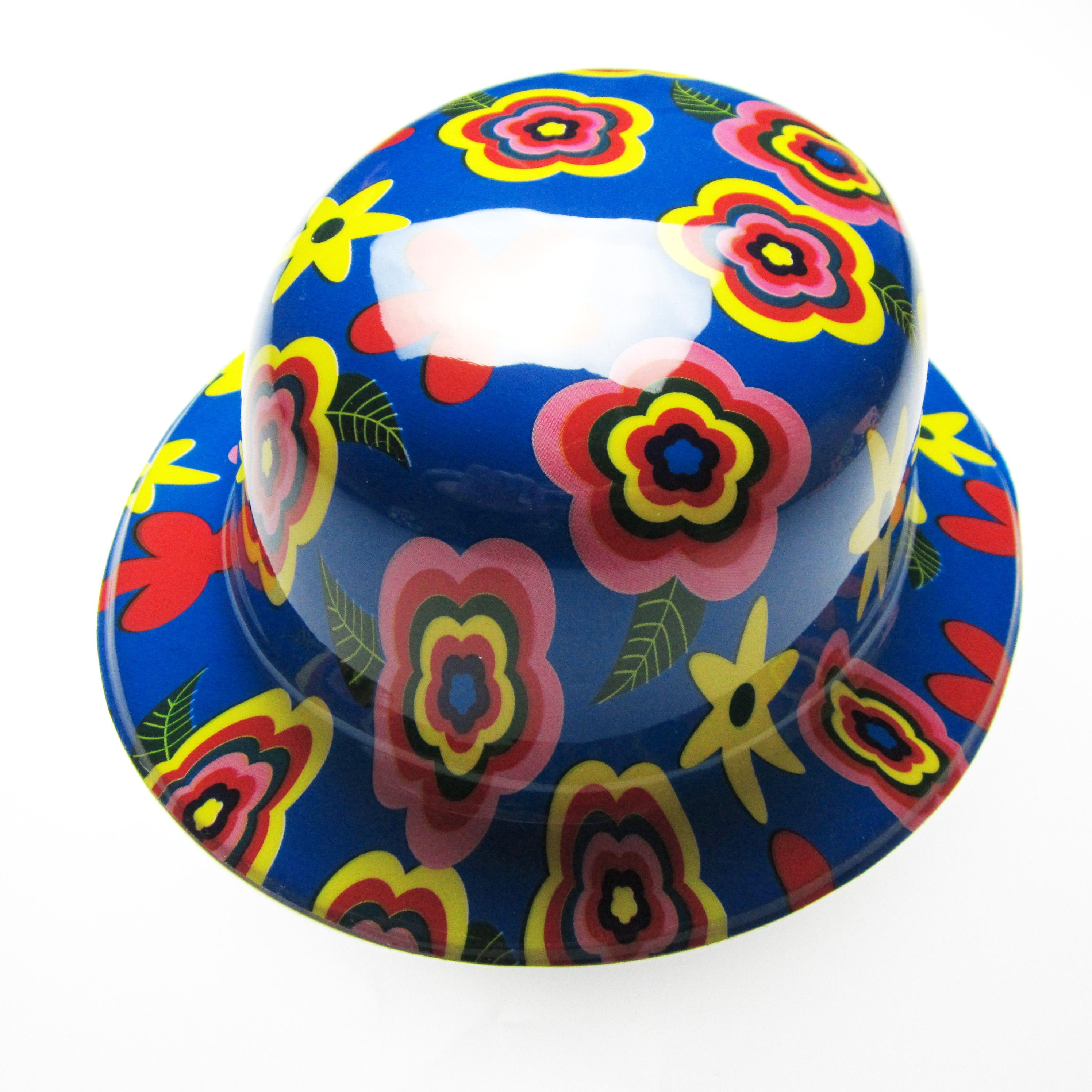 Plastic skullcaps performances hat summer vacation scenic Hot Products vase cap wholesale foot word cup