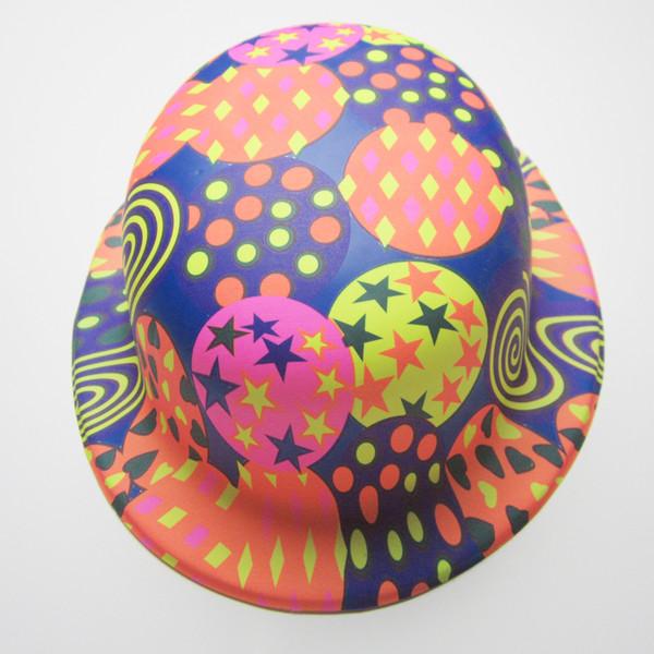 20pcs Plastic skullcaps performances hat summer vacation scenic Hot Products vase cap wholesale foot word cup