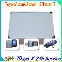 Wholesale Intelligent Tester Toyota - 2014.8 version Toyota it2 Toyota Intelligent Tester 2 For Toyota Lexus And SUZUKI toyota intelligent tester ii