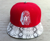 Wholesale Trukfit Red White Black Snapback - Snakeskin Last kings Snapbacks hat LK snapback hat cap Trukfit Diamond Wholesale snapbacks hats cap