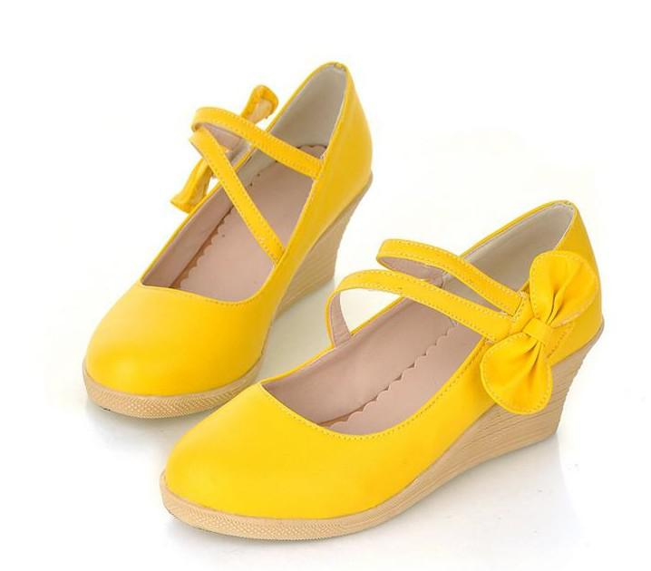 Shoes For Mustard Yellow Dress