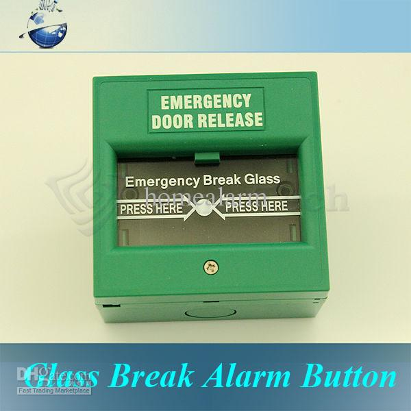 2018 Emergency Exit Door Release Glass Break Alarm Button For Access Control SystemGreen From Homealarm $7.67 | Dhgate.Com & 2018 Emergency Exit Door Release Glass Break Alarm Button For Access ...