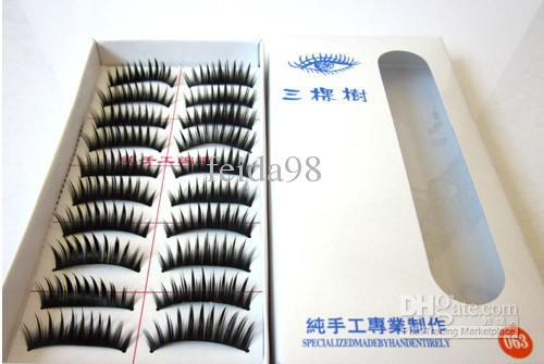 hot Mascara thick false eyelashes wholesale price