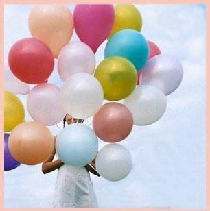 Novo Casamento Balões Coloridos 10 CM Decoração de Casamento Pérola lustre Festival layout adereços bar atividades balões