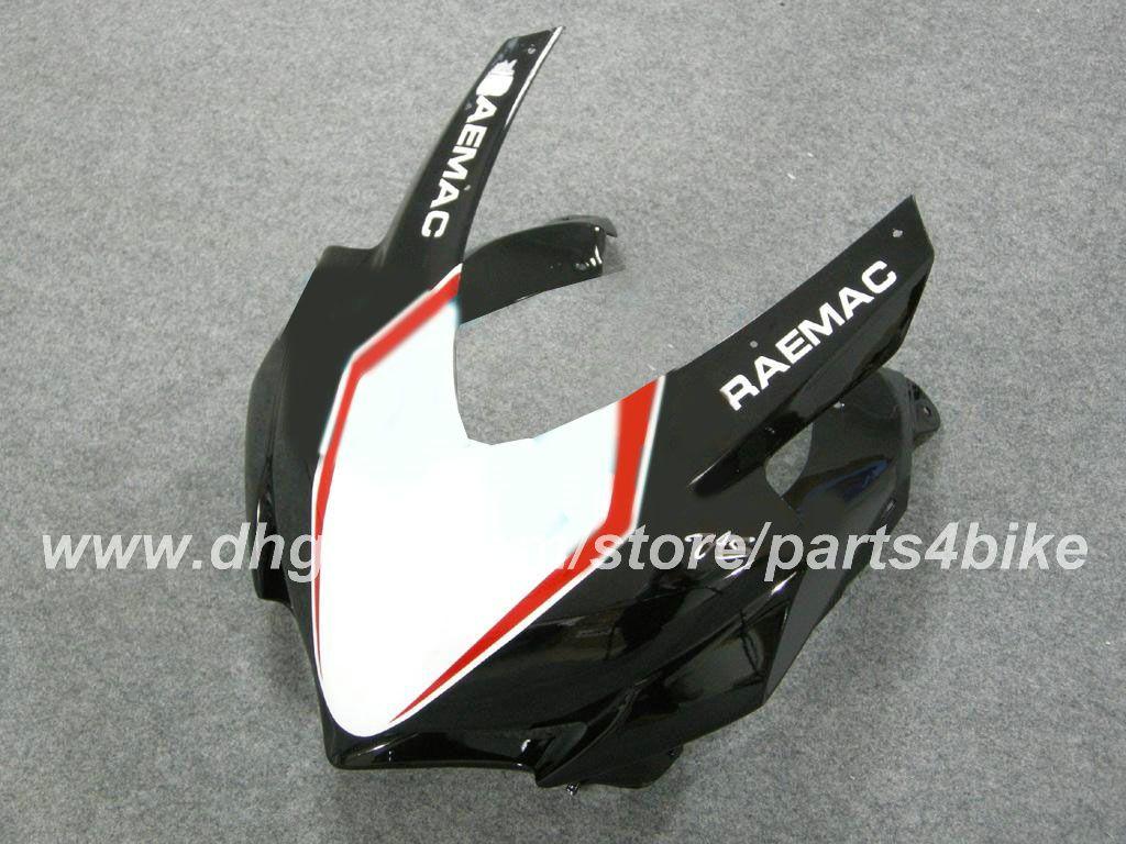 Carénage de course sur mesure pour GSXR600 GSXR750 08 09 GSX R600 750 2008 Kit de carénage K8 magnifique RX5a