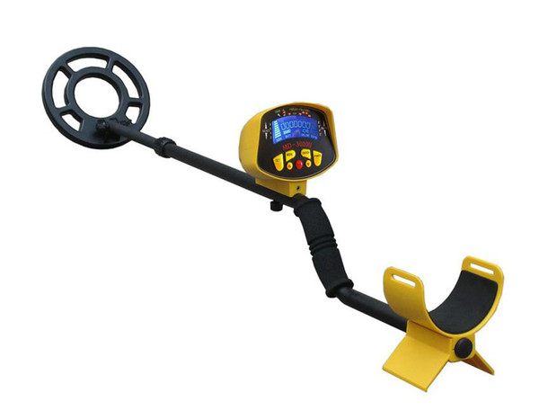 2016 MD-3010II Metal Detector Gold Digger Treasure Hunter Free Shipping by China Air Parcel