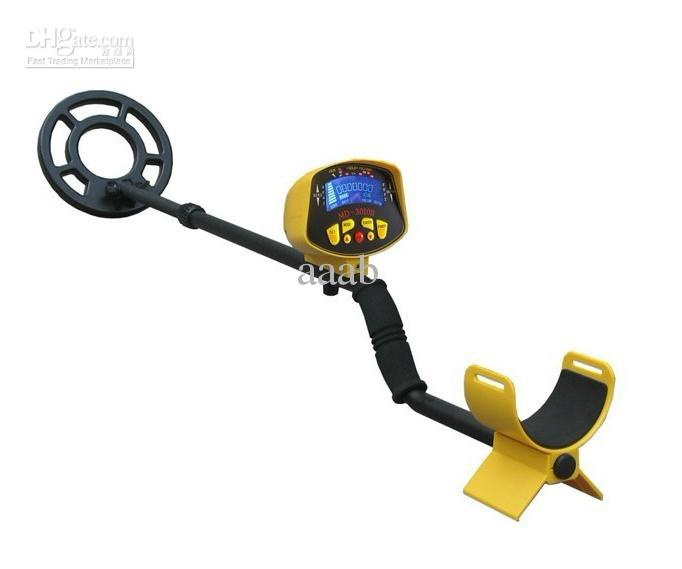 2016 MD-3010II Metal Detector Gold Digger Treasure Hunter by China Air Parcel