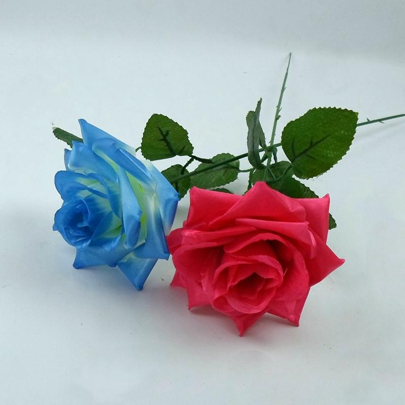 Wedding decorations decorative flowers penoy rose wedding favors party artificial rose flowers
