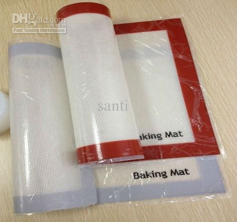 "best selling Fondant mat Doughing baking mat sugar art sheet 11.8*X15.7"" Non stick silicone baking liner"