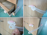 Wholesale Extend Baby - Cabinet Lock Safe Lock Refrigerator lock extended Child protection Kid Baby safety products