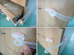 Discount protection lock - Cabinet Lock Safe Lock Refrigerator lock extended Child protection Kid Baby safety products