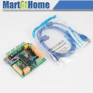 A251A Per la lavorazione di incisioni CNCUSB MK1 USBCNC 2.1 Scheda di interfaccia per controller CNC USB a 4 assi SM535 CF