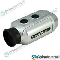 Wholesale Scope Rangefinders - 7X Digital Golf Range Finder Rangefinder Golfscope Scope Yards Measure Distance Scope with Bag