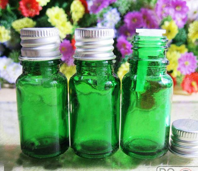 / 5ml couleurs flacons compte-gouttes en verre flacon compte-gouttes vide bouteille réutilisable pour parfum MINI bouteille de parfum