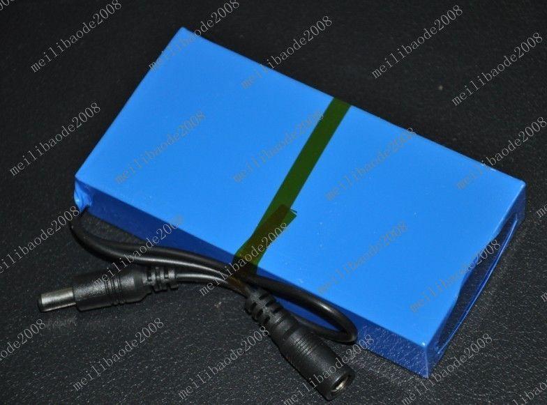 O38 12V recarregável Li-leão bateria para CCTV Cam 6800mAh